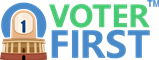 Voter First Logo